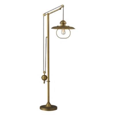 Elk Lighting 65101-1 Farmhouse - One Light Floor Lamp