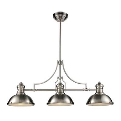 Elk Lighting 66125-3-LED Chadwick - Three Light Island
