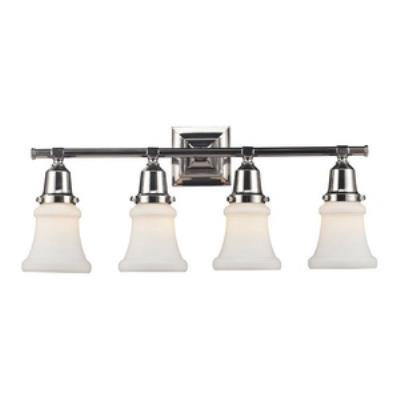 Elk Lighting 66233-4 Barton - Four Light Bath Bar