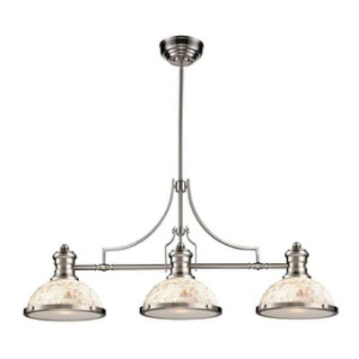 Elk Lighting 66425-3 Chadwick - Three Light Island
