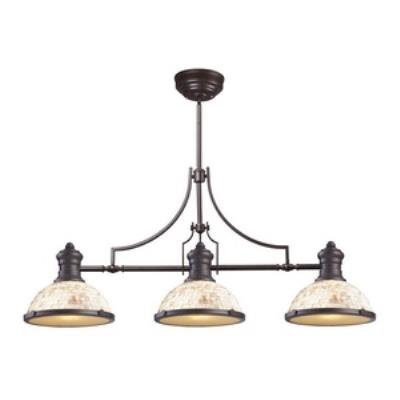 Elk Lighting 66435-3 Chadwick - Three Light Island