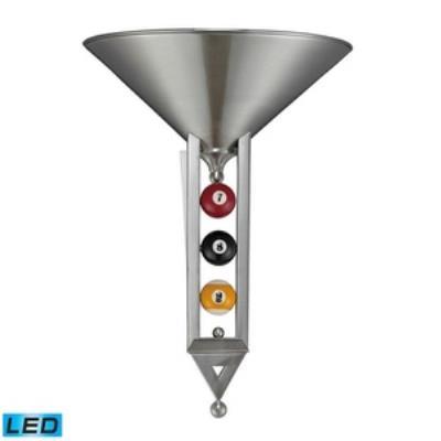 Elk Lighting 66590-1-LED Gameroom - One Light Wall Sconce