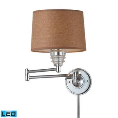 Elk Lighting 66804-1-LED One Light Swing Arm Wall Mount