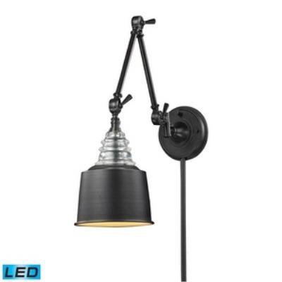 Elk Lighting 66815-1-LED One Light Swing Arm Wall Mount