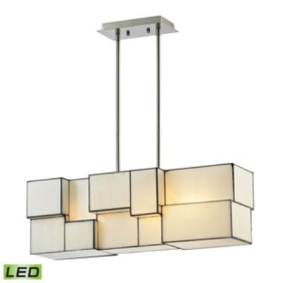 "Elk Lighting 72063-4-LED Cubist - 27"" LED Chandelier"