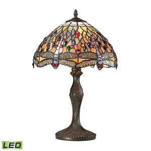 """Dragonfly - 19"""" LED Table Lamp"""