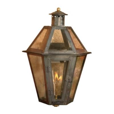 Elk Lighting 7921-WP Grande Isle - One Light Gas Wall Lantern
