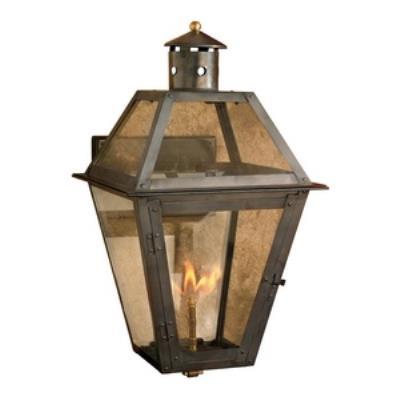 Elk Lighting 7933-WP Grande Isle - One Light Gas Wall Lantern