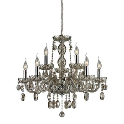 Elk Lighting 80053/6+3 Balmoral - Nine Light Crystal Chandelier