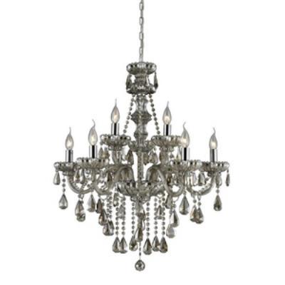 Elk Lighting 80083/6+3 Cotswold - Nine Light Crystal Chandelier