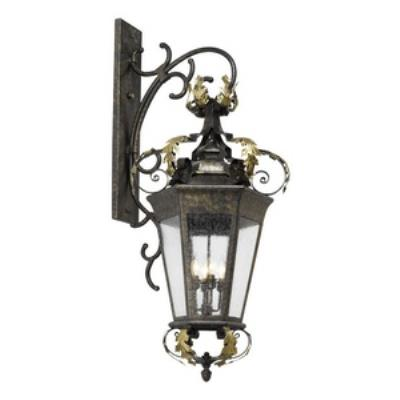 Elk Lighting 8147-CB Coronado - Four Light Outdoor Wall Sconce