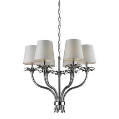 Elk Lighting 83030/6 Carlisle - Six Light Chandelier