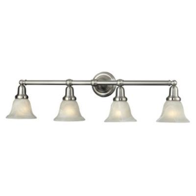 Elk Lighting 84003/4 Vintage Bath - Four Light Bath Bar