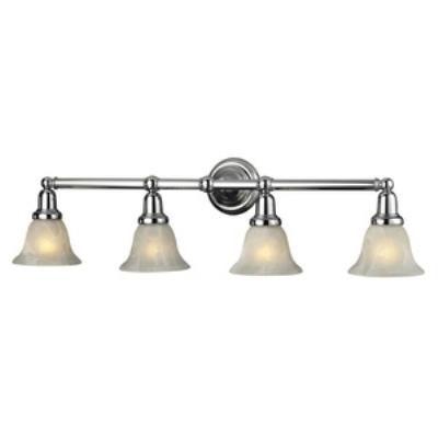 Elk Lighting 84013/4 Vintage Bath - Four Light Bath Bar