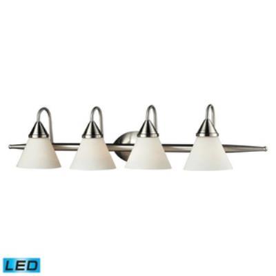 Elk Lighting 84058/4-LED Alpine - Four Light Bath Bar