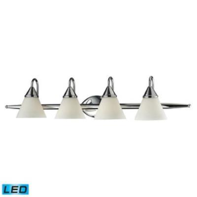 Elk Lighting 84068/4-LED Alpine - Four Light Bath Bar