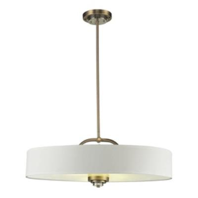 Elk Lighting 84127/4 Montauk - Four Light Pendant