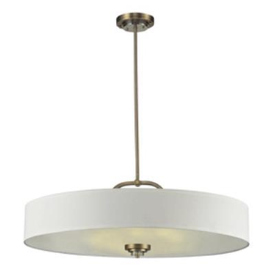 Elk Lighting 84129/6 Montauk - Six Light Pendant