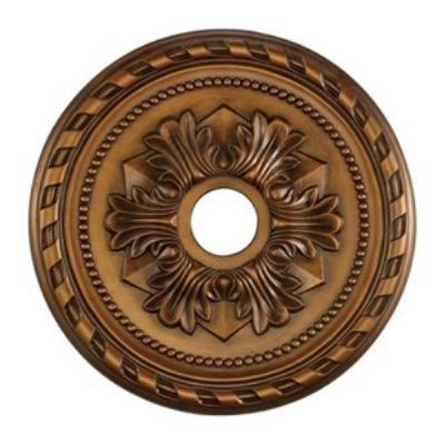 "Elk Lighting M1005AB Corinthian - 22"" Medallion"