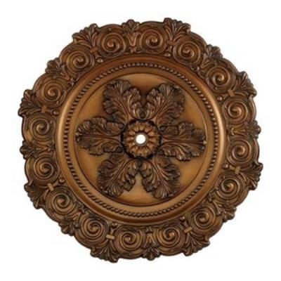 "Elk Lighting M1011AB Marietta - 33"" Medallion"