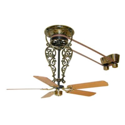 "Fanimation Fans FP580AB-18-L1 Bourbon Street - 52"" Long Ceiling Fan"