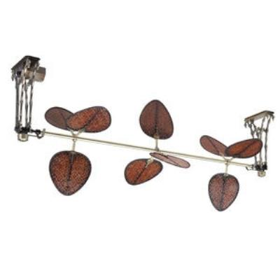 Fanimation Fans FP601 Palmetto - Linear Ceiling Fan - 1 Section (Motor Only)