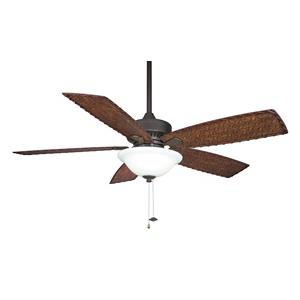 "Cancun - 52"" Ceiling Fan With Light Kit"