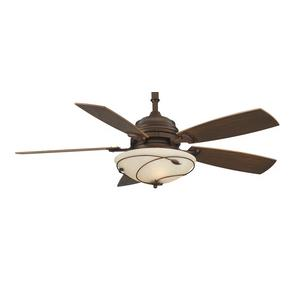"Hubbardton Forge - 54"" Standard Leaf Ceiling Fan"