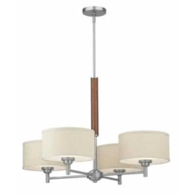 Forecast Lighting F1300-36 Embarcadero - Four Light Chandelier