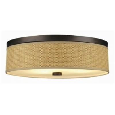 Forecast Lighting F6156 Cassandra - Three Light Large Flush Mount