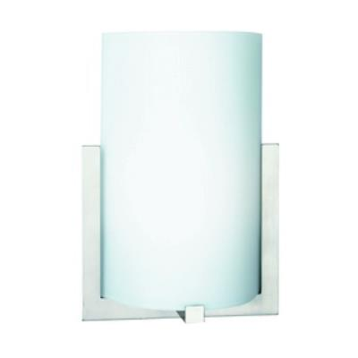 Forecast Lighting FL0003836 Bow LED wall sconce in Satin Nickel finish