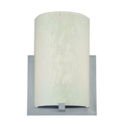Forecast Lighting FQ0033060 Bow white textured glass shade