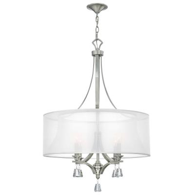Fredrick Ramond Lighting FR45604BNI Mime - Four Light Chandelier