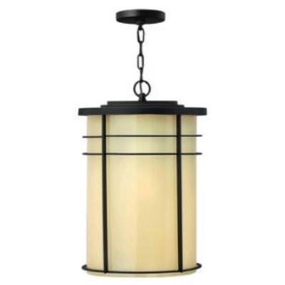 "Hinkley Lighting 1122MR Ledgewood - 19.8"" 15W 1 LED Outdoor Hanging Lantern"