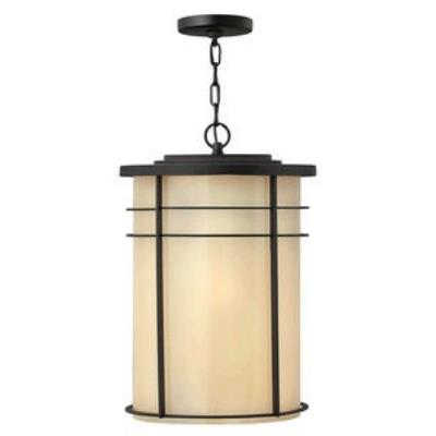 Hinkley Lighting 1122MR-GU24 Ledgewood - One Light Outdoor Hanging Lantern