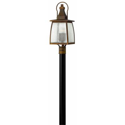 Hinkley Lighting 1201SN Montauk - Four Light Outdoor Post Mount