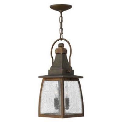 Hinkley Lighting 1202SN-LED Montauk - LED Outdoor Hanging Lantern