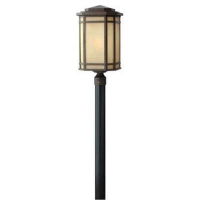 Hinkley Lighting 1271OZ Cherry Creek - One Light Outdoor Post Mount