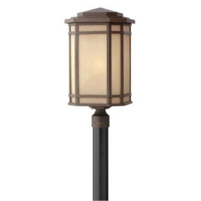 Hinkley Lighting 1271OZ-GU24 Cherry Creek - One Light Post
