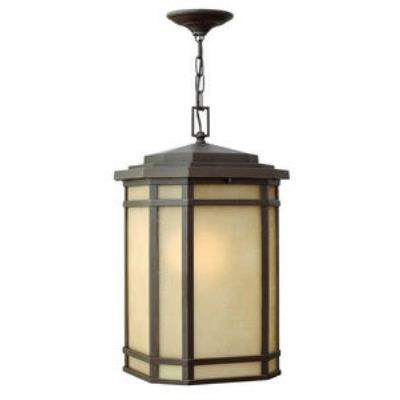 Hinkley Lighting 1272OZ Cherry Creek - One Light Outdoor Hanging Lantern