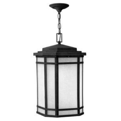 Hinkley Lighting 1272VK-GU24 Cherry Creek - One Light Outdoor Hanging Lantern