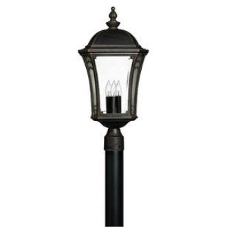 Hinkley Lighting 1331 Wabash Collection Post