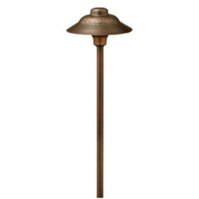 Hinkley Lighting 1403OC Essence - Low Voltage One Light Outdoor Path Light