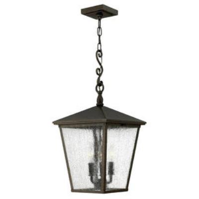 Hinkley Lighting 1432RB-LED Trellis - LED Outdoor Hanging Lantern