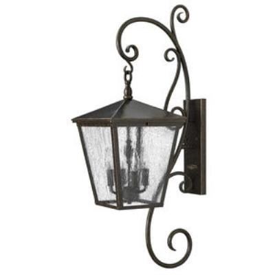 Hinkley Lighting 1436RB Trellis - Four Light Large Outdoor Wall Mount