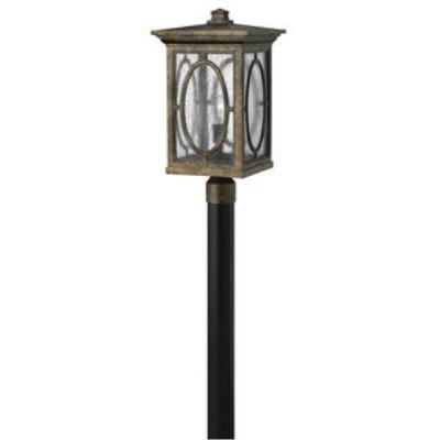 Hinkley Lighting 1499AM Randolph - One Light Large Post