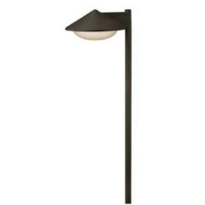 Hinkley Lighting 1502BZ Contempo - Low Voltage One Light Outdoor Path Light