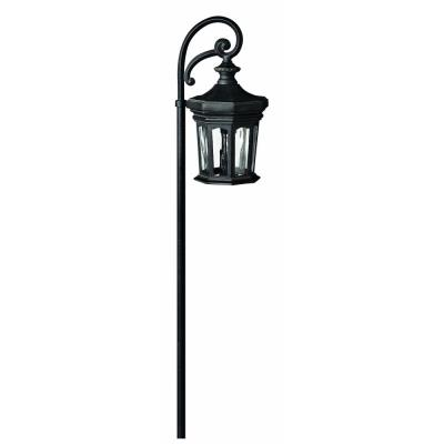 Hinkley Lighting 1513MB Raley - Low Voltage One Light Outdoor Path Light