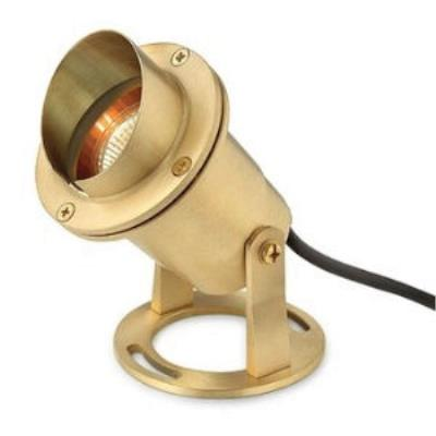 Hinkley Lighting 1539BS Low Voltage One Light Outdoor Spot Lamp
