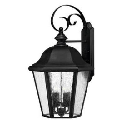 Hinkley Lighting 1675BK-LED Edgewater - LED Large Outdoor Wall Mount